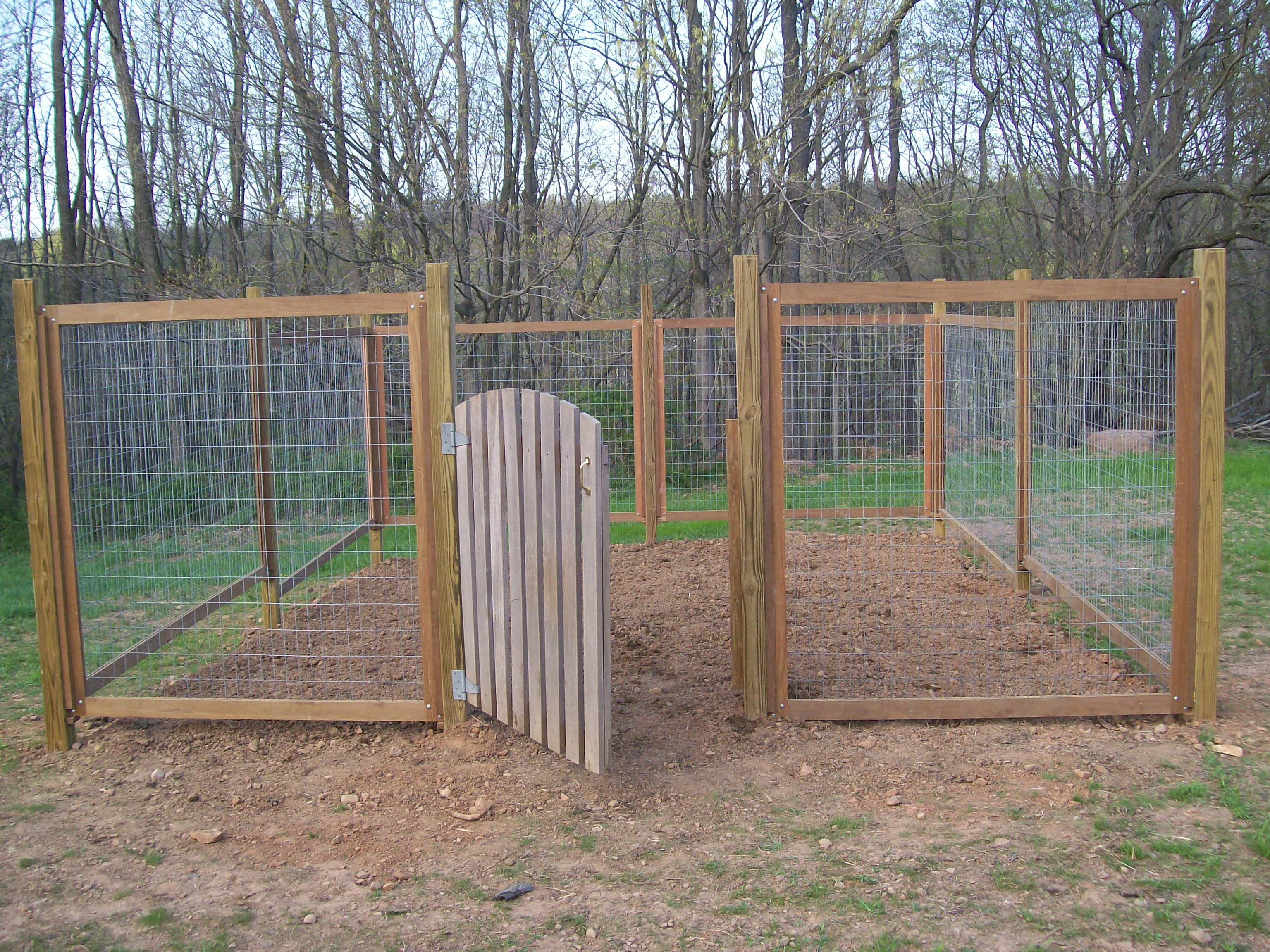 fence for our vegetable garden farmer 39 s daughter
