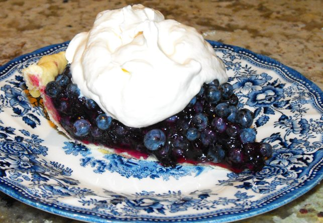 blueberry pie 007